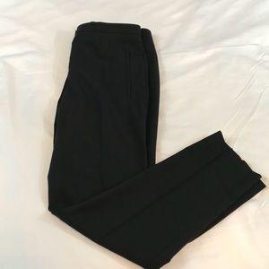 THEORY WOMAN'S BLACK PANTS SZ 4